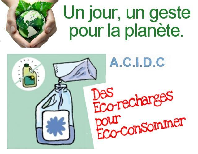ACIDC J3 ECO RECHARGE